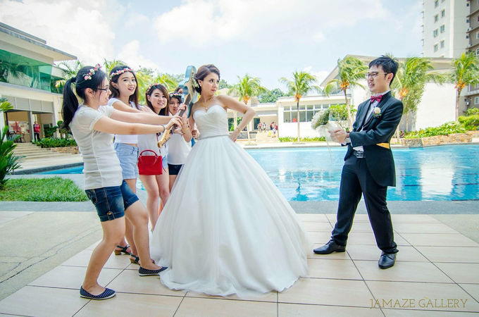 Kah Pei & Sook Kwan Wedding Ceremony by Jamaze Gallery - 019