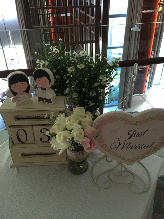 Rustic theme wedding event by ilmare Wedding - 005