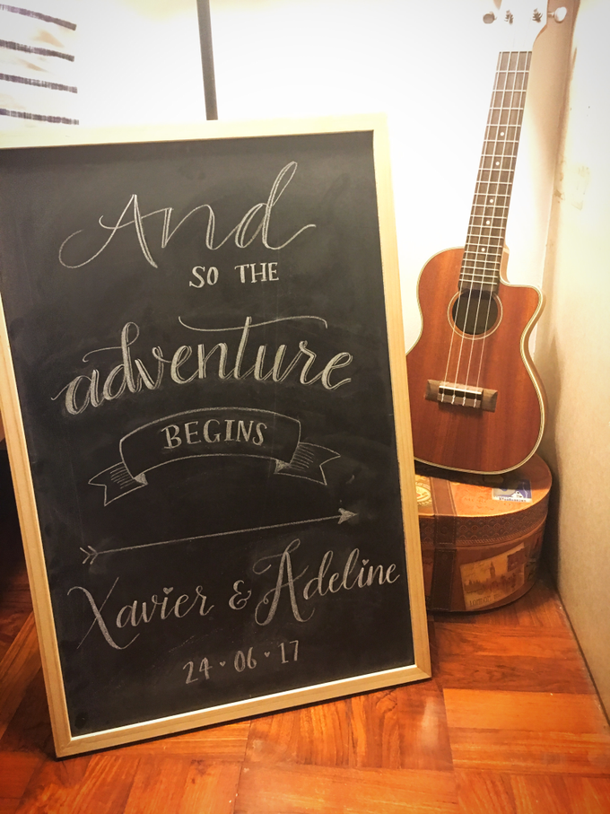 Adeline & Xavier's Wedding by The Wordsmith Singapore - 002