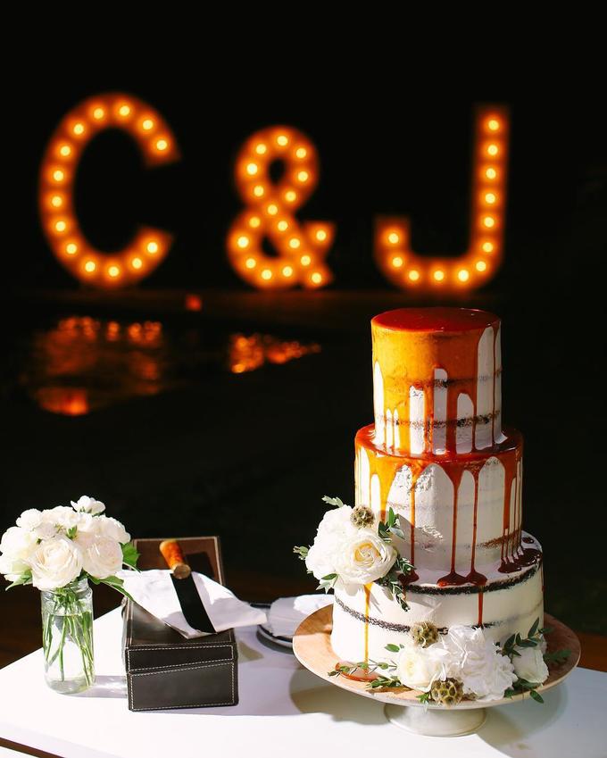 Stunning clifftop wedding by Butter Bali - 001