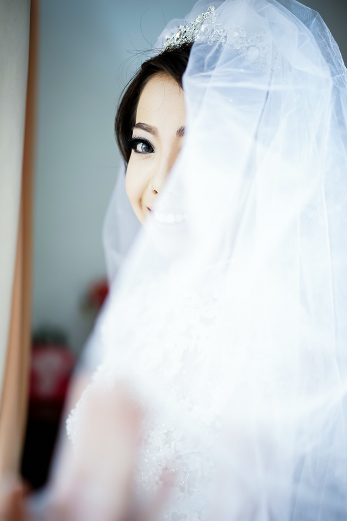 Daniel + Sisca Wedding Day by Blooming Box Photography - 012