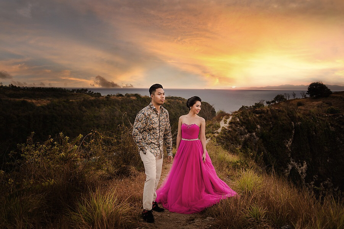 Nusa Penida Prewedding by Gusde Photography - 023