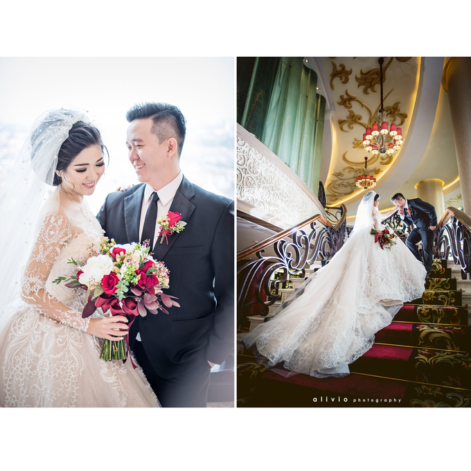 Reza + Arlita | Wedding by alivio photography - 002