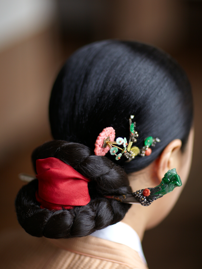 Hanbok (Korean Traditional Clothing) by LesAiles Studio - 007