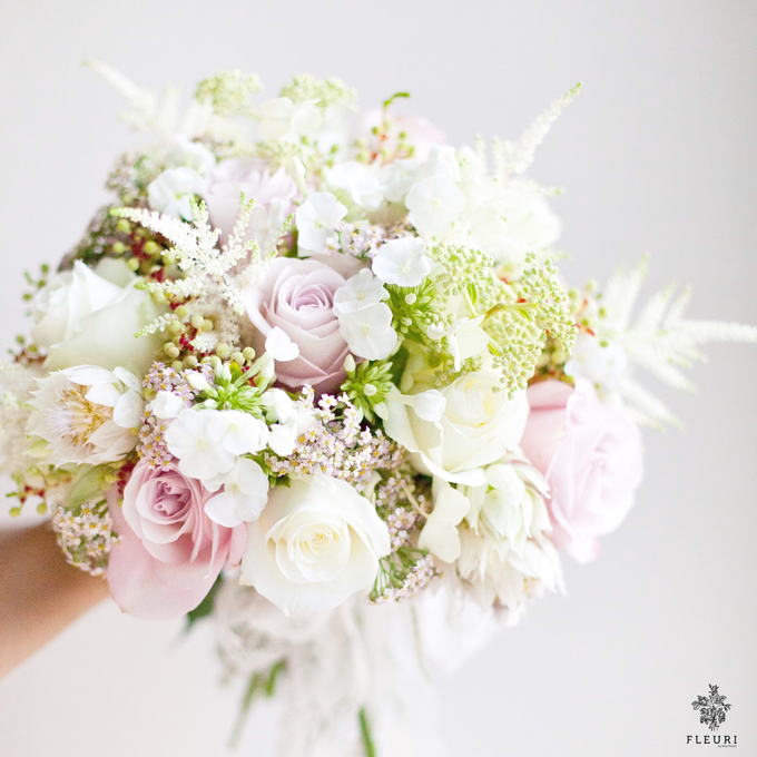 Bridal Bouquets by Fleuri - 026