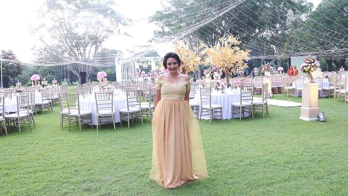 Balinese Wedding Reception of Ina & Dwipa by Tirza Zoraya - 003