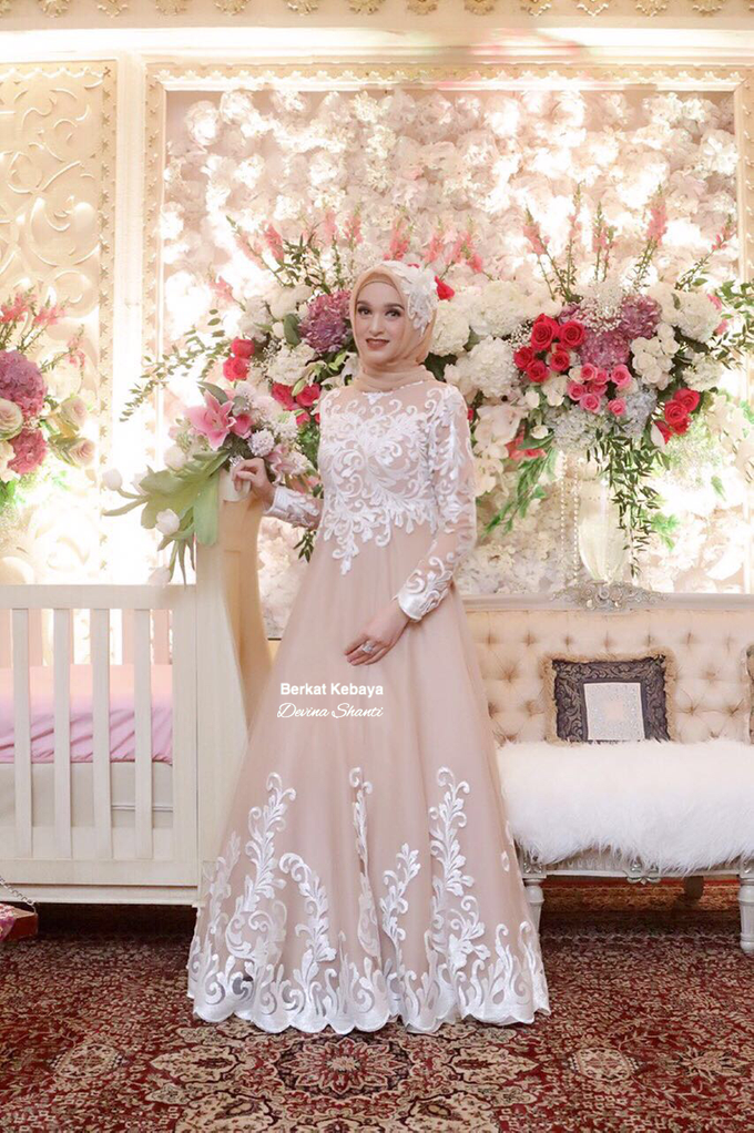 Wedding Gowns by Berkat Kebaya By Devina Shanti - 025