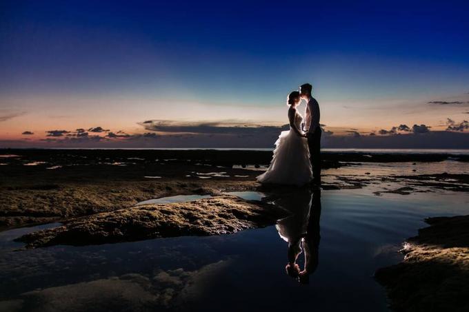 Romantic sunset in bali by Yn.baliphotography - 016