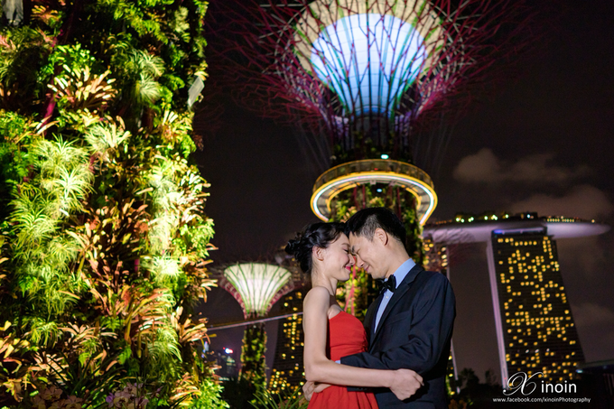Prewedding @ Singapore  by xinoin - 001