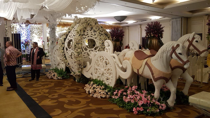 Wedding Decoration by MASON PINE HOTEL - 009