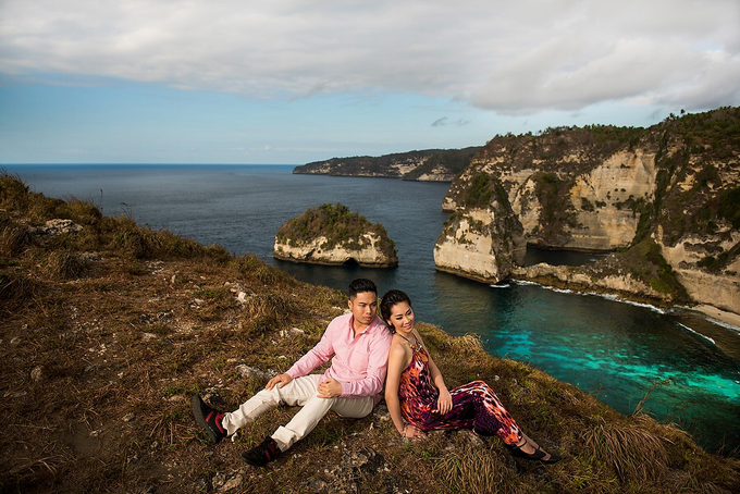 Nusa Penida Prewedding by Gusde Photography - 021
