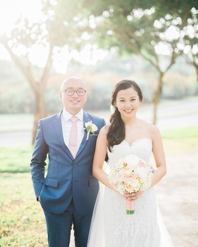 SIMPLE WEDDING DRESS TAIL BISA DI LEPAS by TS BRIDAL BALI - 015
