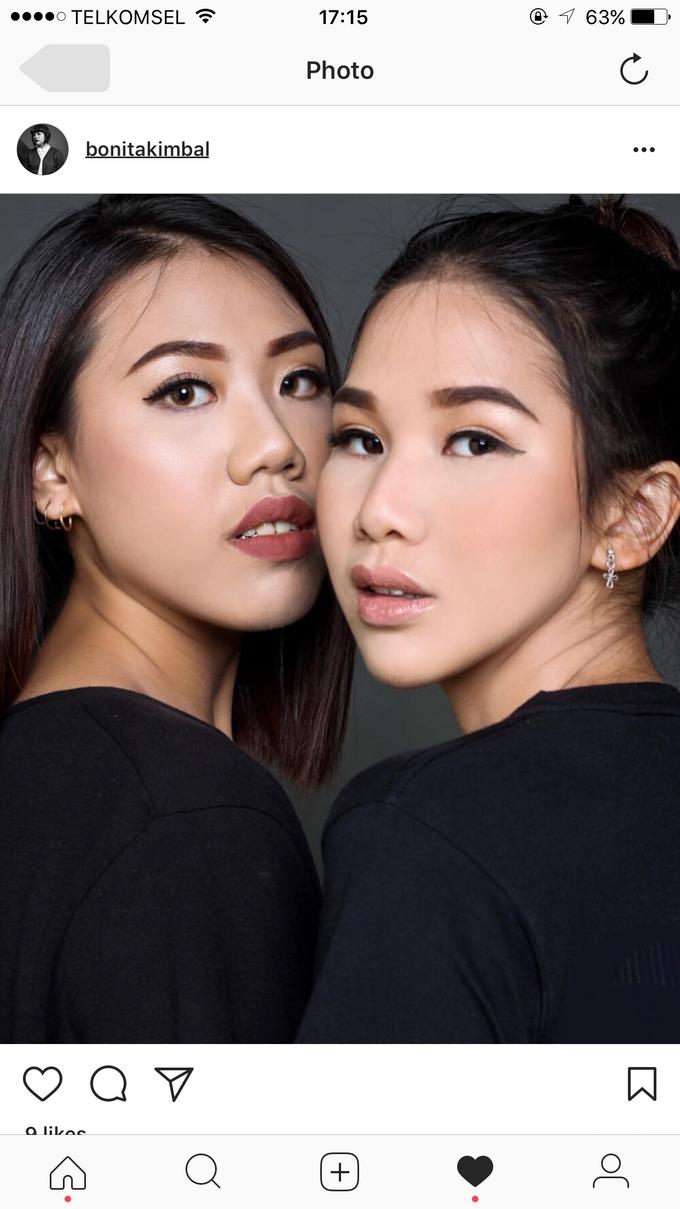 Beauty shoot by AyuAbriyantimakeupartist - 001