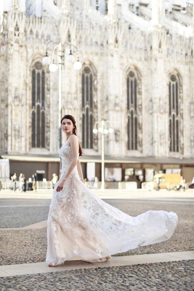 GEMY MAALOUF Bridal 2017 Artistic Photo Shoot by GEMY MAALOUF - 002