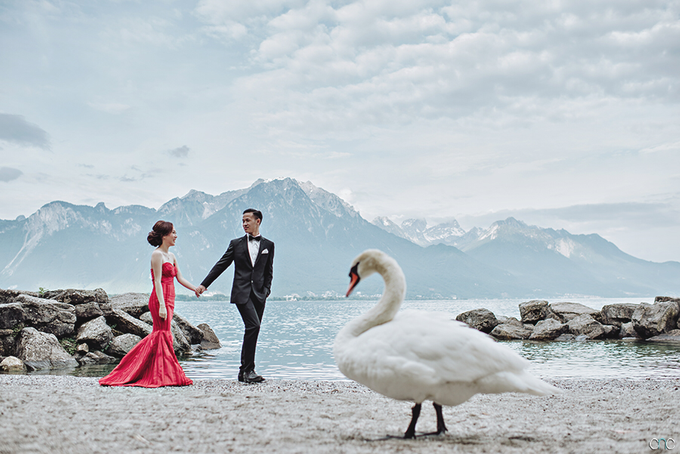 Best Prewedding by Hendra & Andre by Cheese N Click Photography - 039