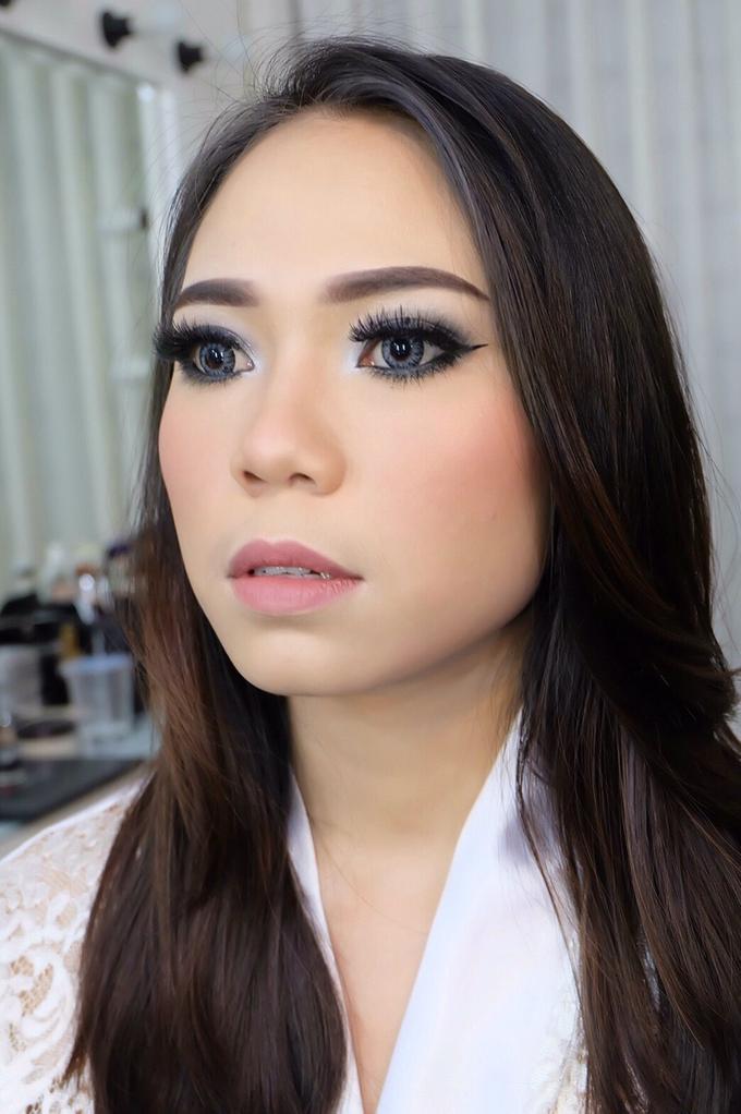 Wedding Makeup Look by Troy Makeup Artist - 011