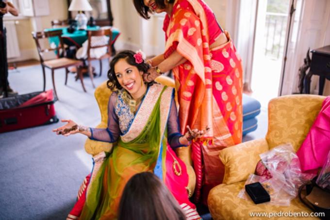 Indian Wedding by My Fancy Wedding - 005