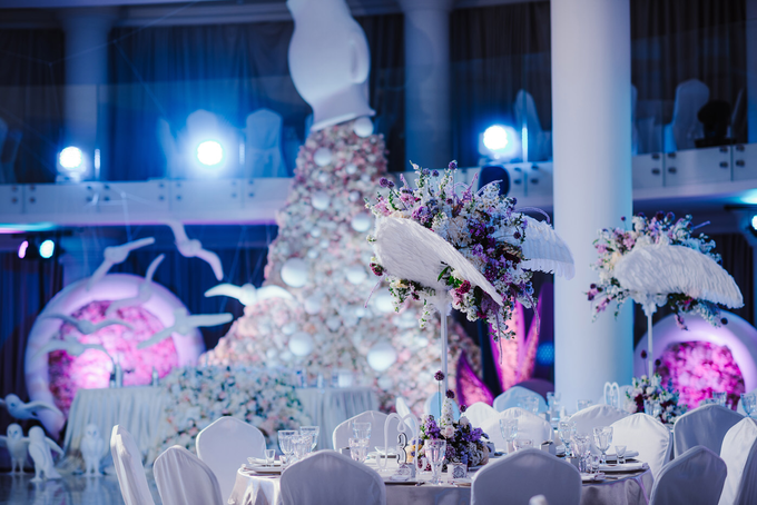 We can fly away by Wedding planner Oksana Bedrikova - 017