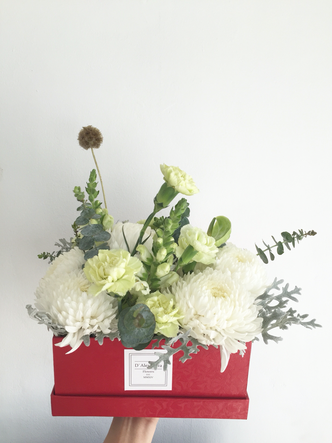 Floral Journal  by D'Alexandra Flowers - 019