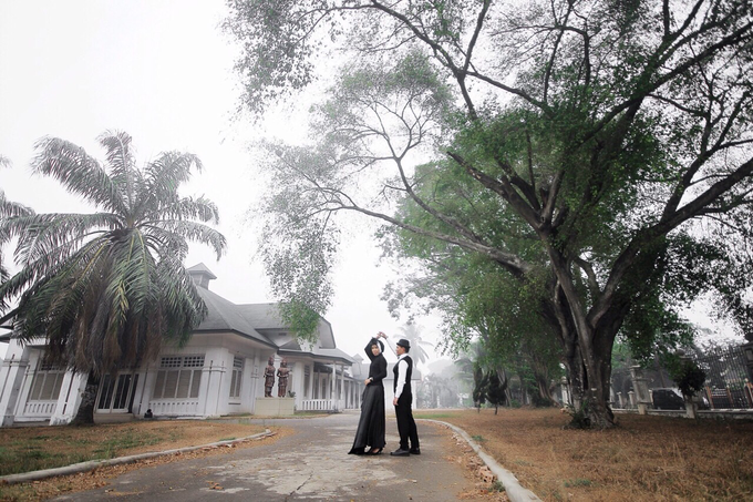 Story of Prewedding : Dian & Akbar by glamour photography - 001