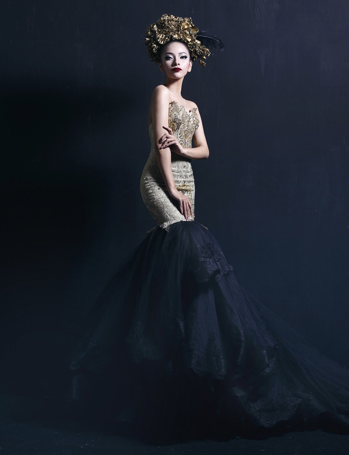 Black Collection by Crystal Clarissa - 016
