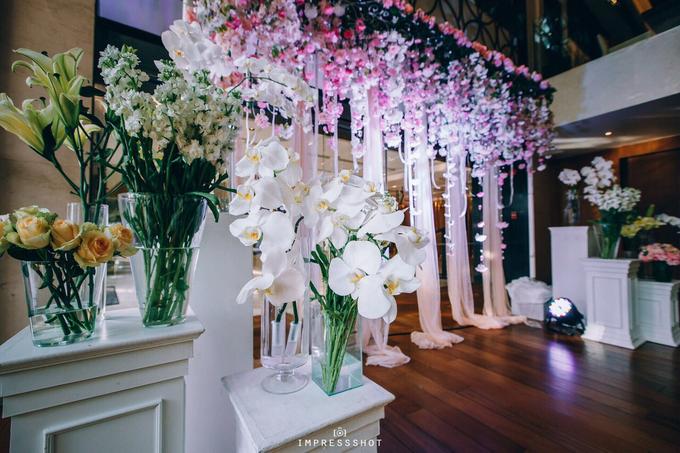 Chic Wedding by Shangri-La Hotel, Bangkok - 009