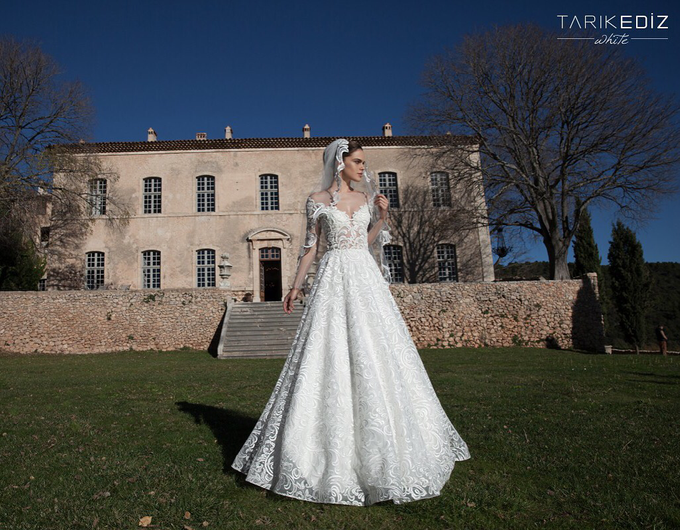 Wedding Gowns  by Paris Dress - 030