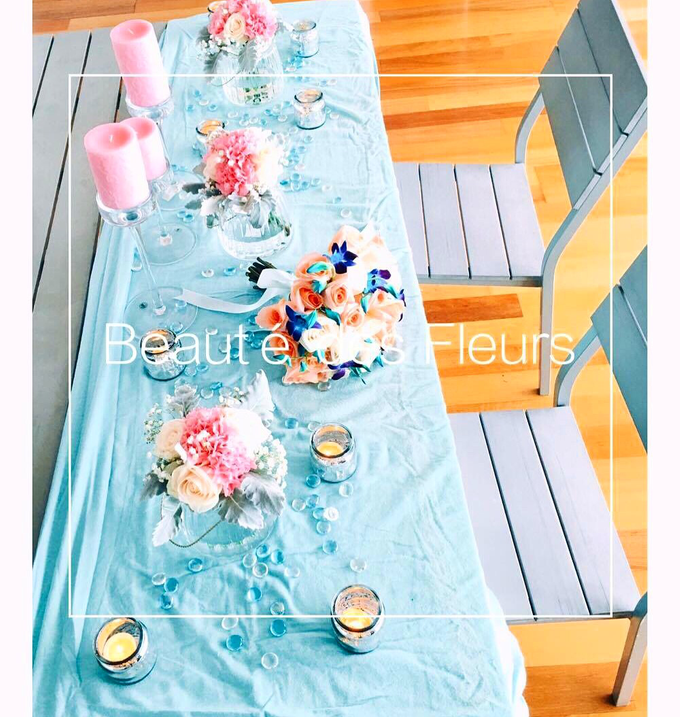 Tiffany Blue Themed Wedding By Victoria Bridestory