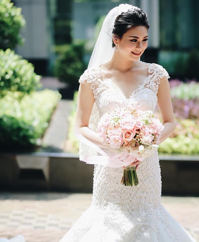 Christine alexander wedding