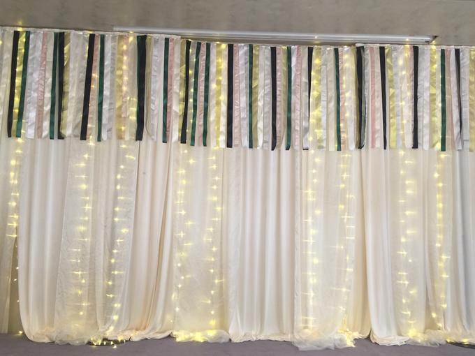 The ribbon wedding affairs by ilmare Wedding - 002