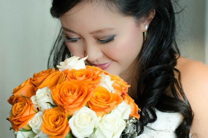 Wedding | Yosephine & Robert by Felicia Sarwono Makeup Art - 027