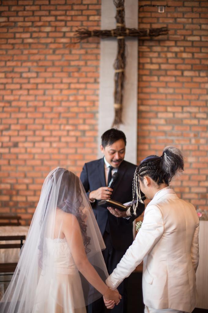 Church Wedding - Koujee+Faye by Nix Studio - 006