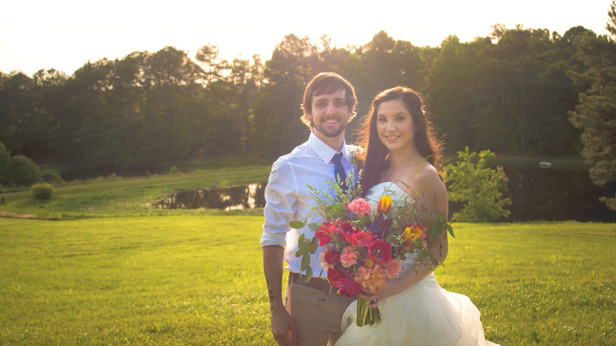 Southern summer wedding  by L&A Event Designs - 036