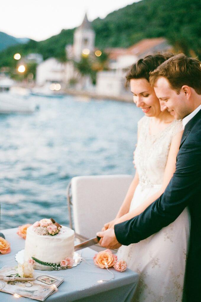 Wedding in sea by Marry Me agency - 040