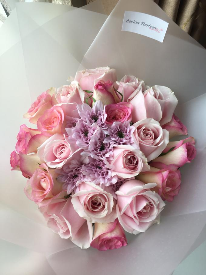 Unicorn Theme Bouquet  by Levian Florisen - 004