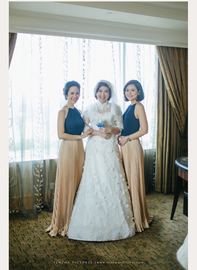 Edy & Dovieke Wedding by MOSCATO MOMENTS EVENTS - 007