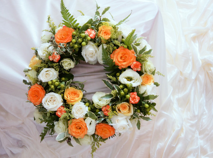 Bespoke Flower Bouquets by A. Floral Studio - 017