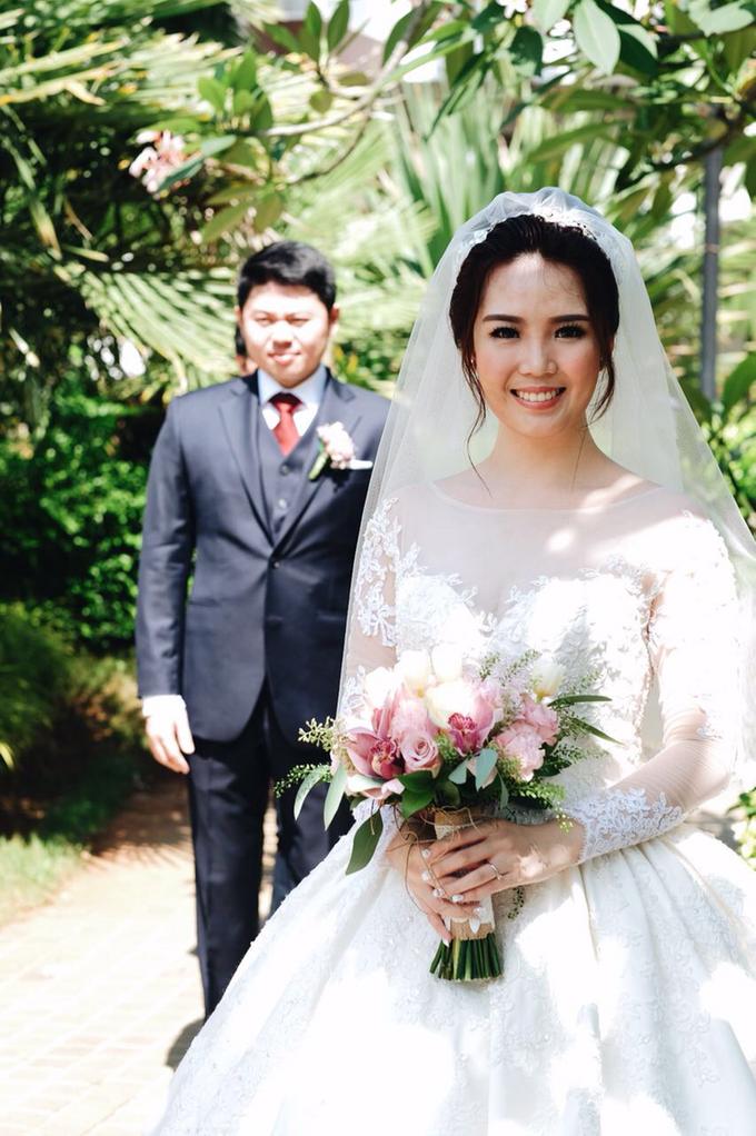 Willy & Olyvia Wedding Day by AS2 Wedding Organizer - 011