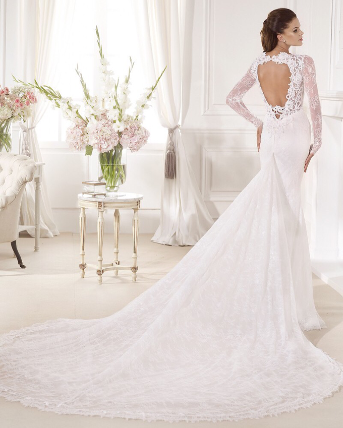 Wedding Gowns  by Paris Dress - 026