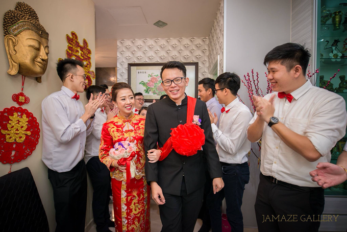 Soon & Shiuw Wedding Ceremony by Jamaze Gallery - 002