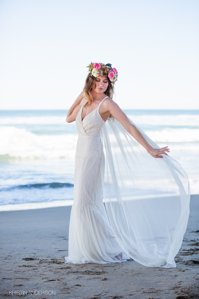Jeaneane at the beach by Kristin Anderson Photography - 021