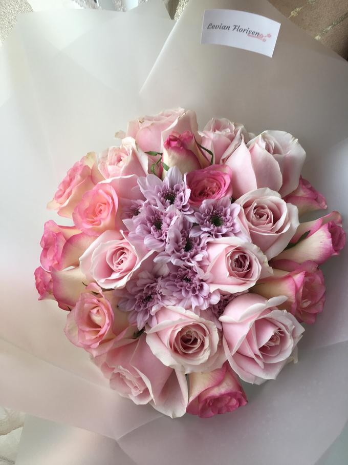 Unicorn Theme Bouquet  by Levian Florisen - 007