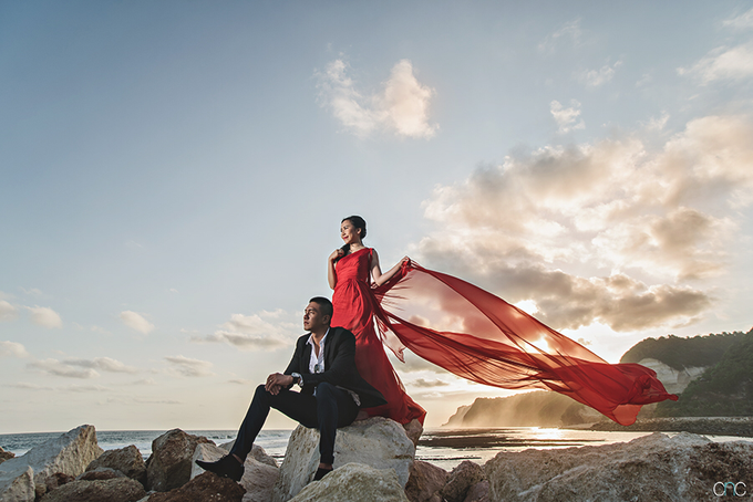 Best Prewedding by Hendra & Andre by Cheese N Click Photography - 006