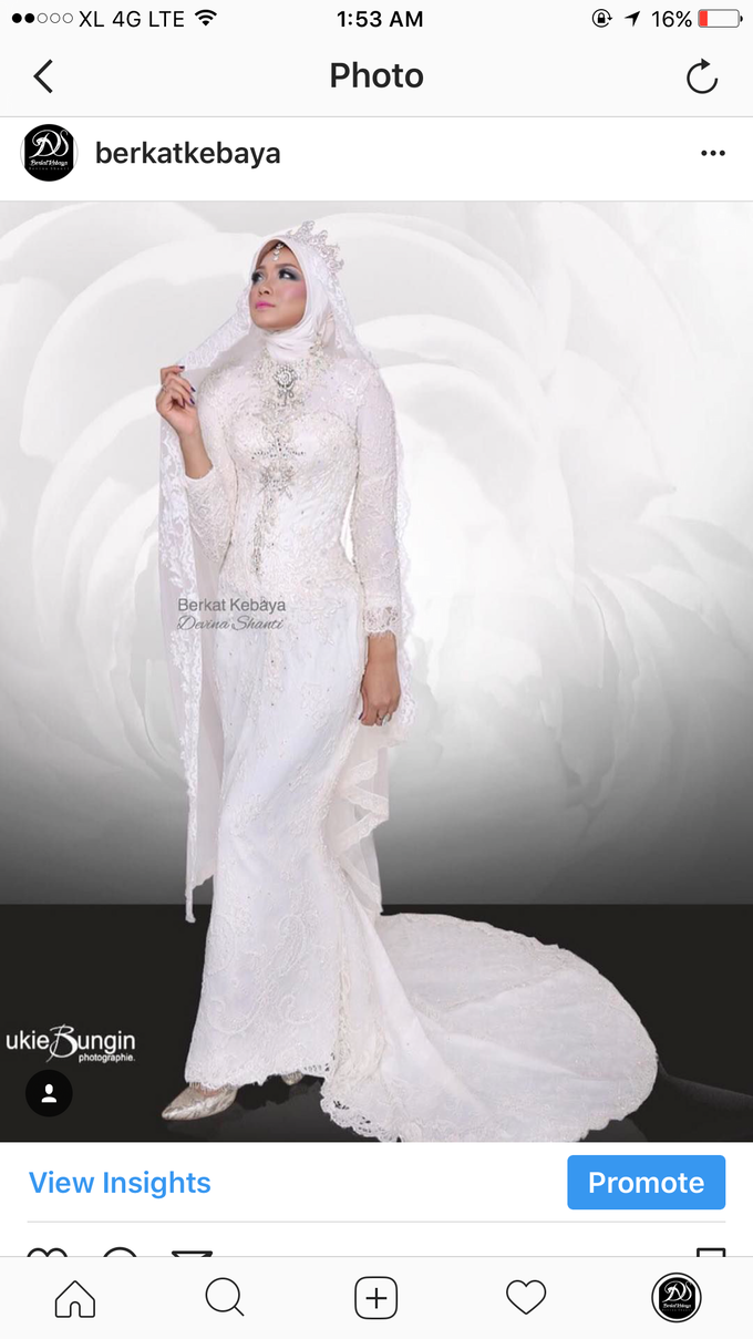 Wedding Gowns by Berkat Kebaya By Devina Shanti - 016