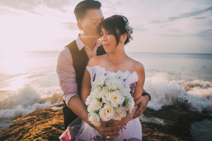 Pre-Wedding of Hendra and Sherly  by De Photography Bali - 014