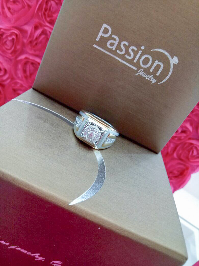 Men's Ring by Passion Jewelry - 002