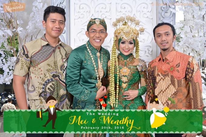 Mei & Wendhy Wedding by Booth of Moments - 003