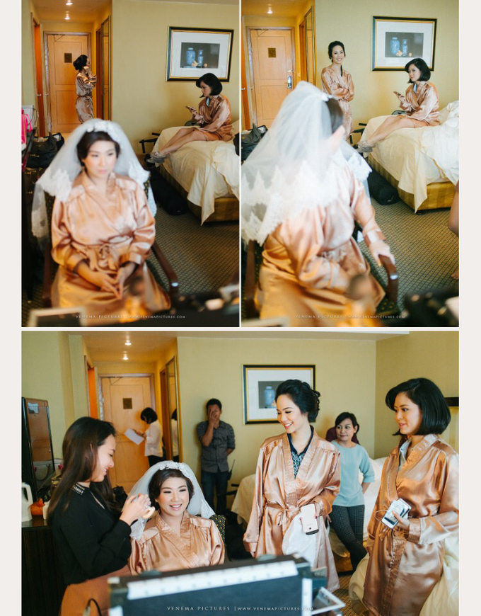 Edy & Dovieke Wedding by MOSCATO MOMENTS EVENTS - 002