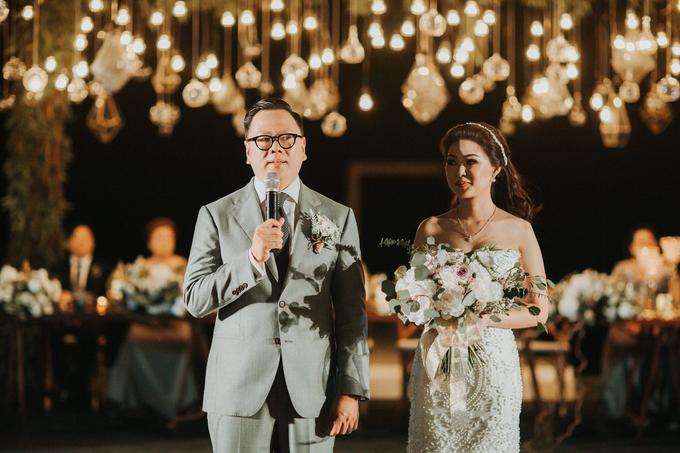 Hendri & Sella Wedding by It's True Wedding Planner and Decoration - 027