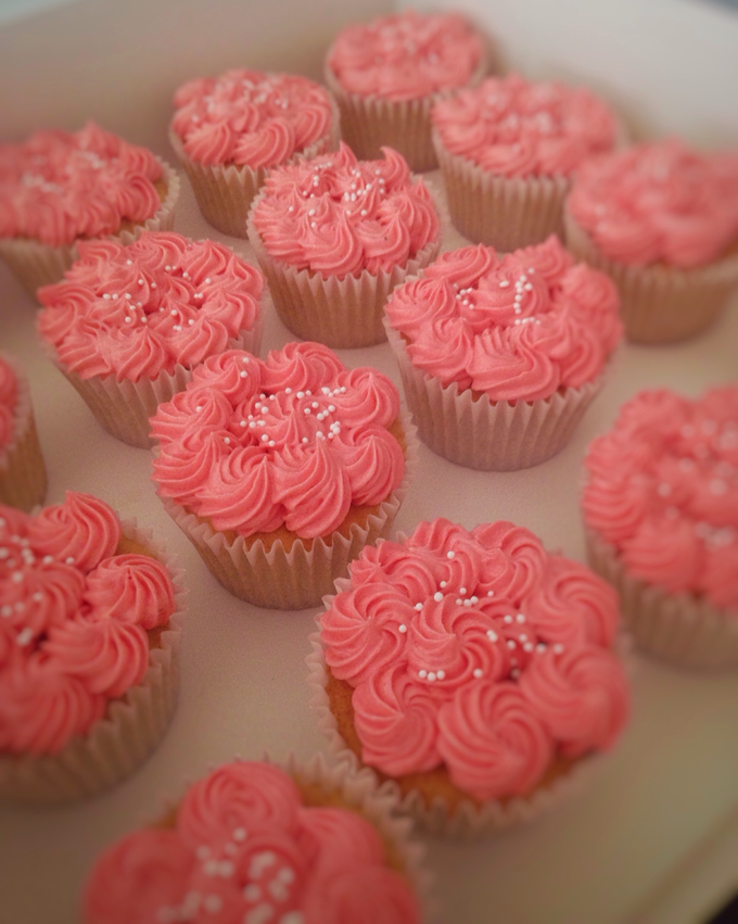 Wedding Cupcakes by The Quirky Taste - 005